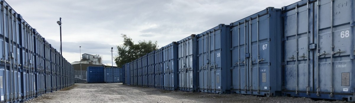 Meadows View Container Yard