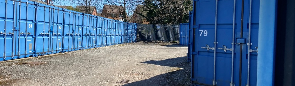 Sidings Container Yard