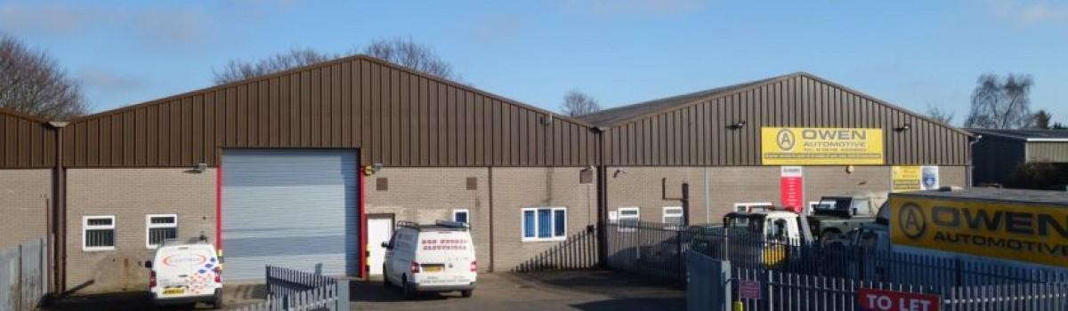 Unit 2, Rhosddu Industrial Estate, Wrexham