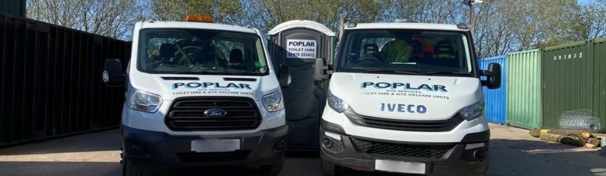 Toilet Trucks