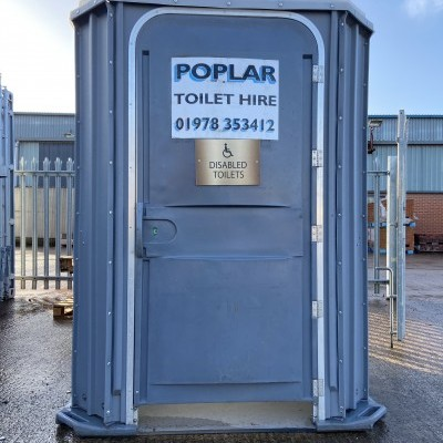 Disabled Event Toilets