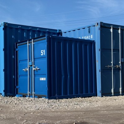 Self Storage Deeside. Dock Road, Connahs Quay