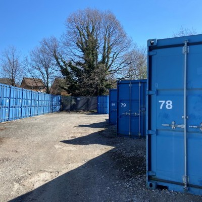 Self Storage Wrexham. Rhosddu Industrial Estate