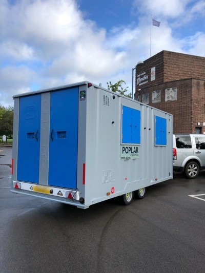 Mobile Welfare Units