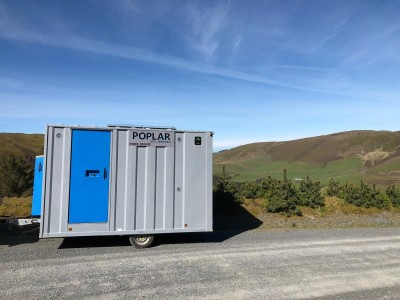 Mobile Welfare Unit Hire - Wales & England